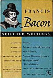 selected essays of francis bacon Find great deals on ebay for essays of francis bacon and peter rabbit 1932 shop with confidence.