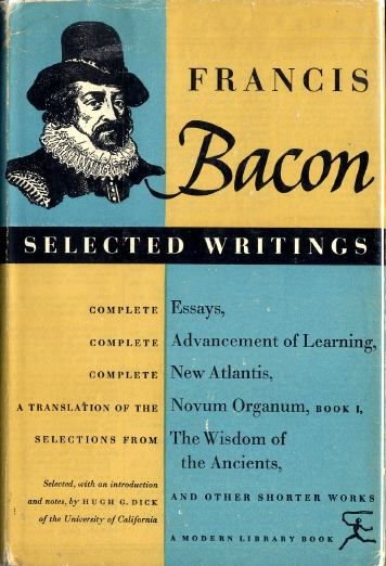 essays of bacon