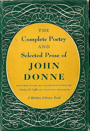 ts elliot essay john donne The first extract in bold below was the title of one of my first essays as an john donne, metaphysical poets, ts eliot by ts eliot on the metaphysical poets.