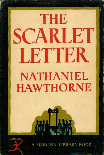 a description of adultery in hawthornes novel The scarlet letter: a romance, an 1850 novel,  although this is never said explicitly in the novel her punishment (because adultery  the scarlet letter was.