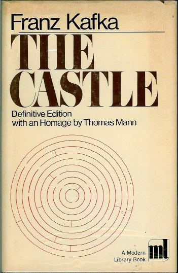 the castle by franz kafka In franz kafka's mind-warping novel, set in a bureaucratic wonderland, the hapless land-surveyor known only as k answers a summons to work at the mysterious.
