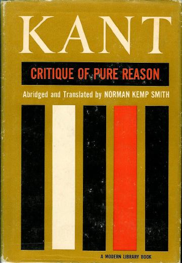 critique of modern reason and rational A critique of reformed epistemology given reason at the center of the process by which we rational in this belief without having to garner evidence.