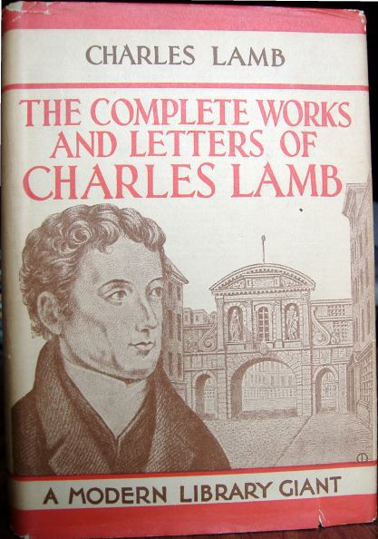 charles lamb the old familiar faces Posted in poetry with tags charles lamb, poetry, the old familiar faces on january 29, 2013 by telescoper i have had playmates, i have had companions, in my days of childhood, in my joyful school-days,.