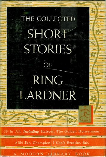 the creative writing analysis of ring lardners haircut by stephan m arleaux Early life and experiences jerome david salinger was born in new york city, on new year's day, 1919, his father, sol salinger, sold kosher cheese, and.