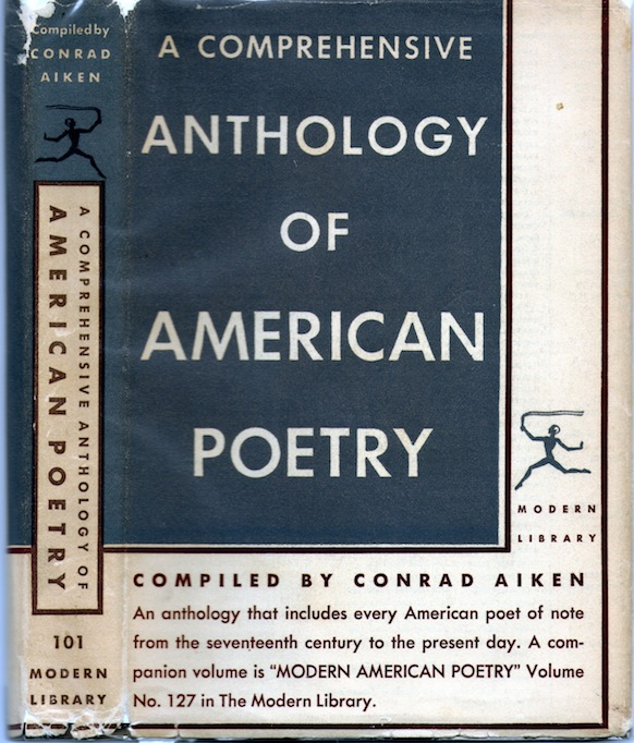 Anthology of Modern American Poetry by Cary Nelson