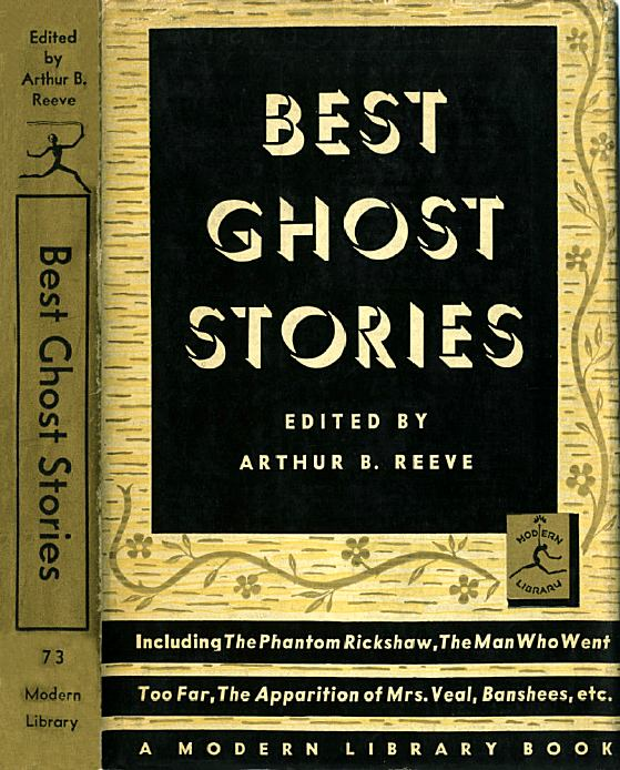Short story anthologies in the modern library