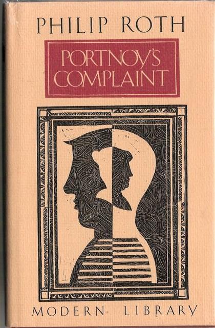 Portnoy's Complaint Philip Roth 1st USA Ed  6th Printing HCDJ 1969  VERY GOOD
