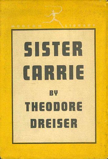 Theodore Dreiser in the Modern Library