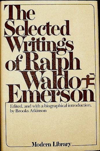ralph waldo emerson sparknotes